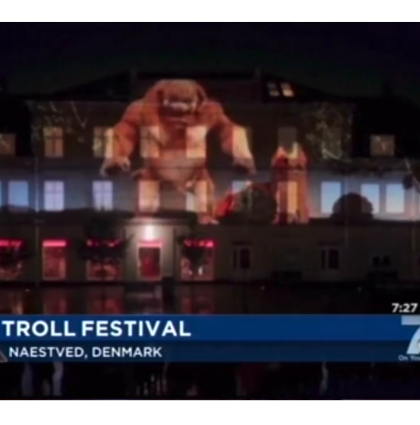 Troll Festival in Denmark