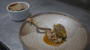 Dish from Formel B