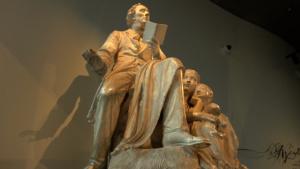 HCA Statue